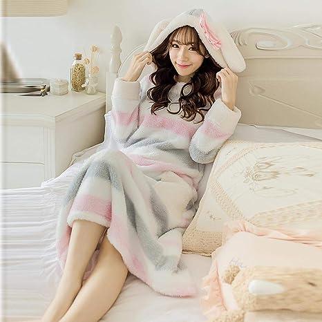 8275bef6d8 Amazon.com  Cute Sleeping Dress Home Dress