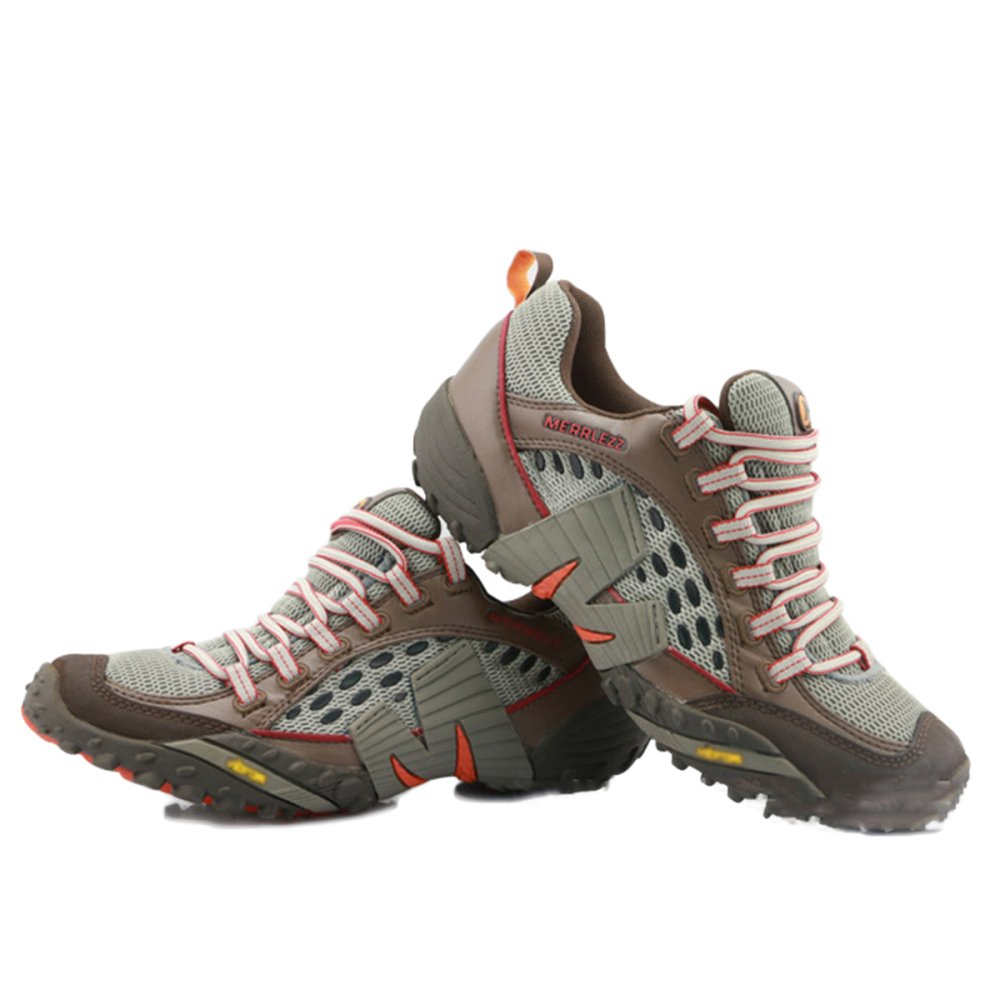 Nihiug Trail Running Schuhe Herren Sport Fitness Turnschuhe Turnschuhe Turnschuhe Komfortable Low Rise Klassische Mesh-Oberfläche Atmungsaktiv Abriebfest 44209e