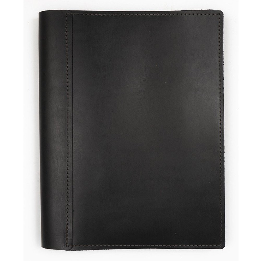 Rustico Refillable Sketchbook Large Black by Rustico