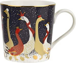 Portmeirion Home & Gifts Mug Single, Blue