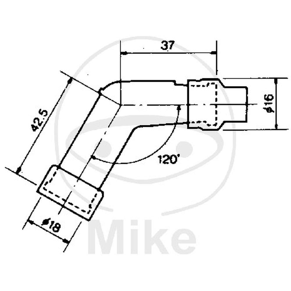 C3 NGK VB05F-Red-Plug Covers