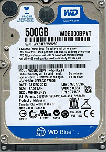WESTERN DIGITAL WD5000BPVT WINDOWS 8 DRIVERS DOWNLOAD