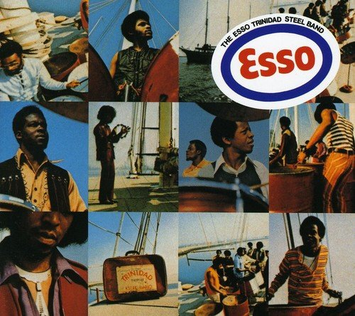 Van Dyke Parks Presents the Esso Trinidad Steel Band by Minky Records