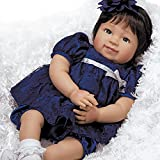 Paradise Galleries Reborn Baby Doll Like Lifelike Asian ToddlerDoll, Baby Alexandria, Girl Doll Crafted in Soft Vinyl and Weighted Body, 20 inch