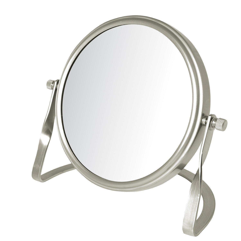 Model s Choice MC113 Magnification Mirror, Nickel