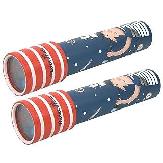 TOYMYTOY Caleidoscopio per giocattolo educativo e regalo per bambini 2PCS