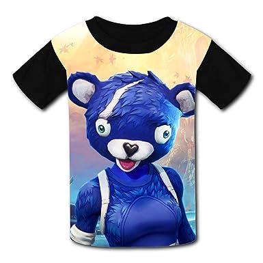 amazon com aobulai cuddle bear team leader 3d custom t shirt short