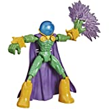 Figura Spider-Man Bend and Flex, Boneco Flexível de 15 cm - Marvel's Mysterio - F0973 - Hasbro