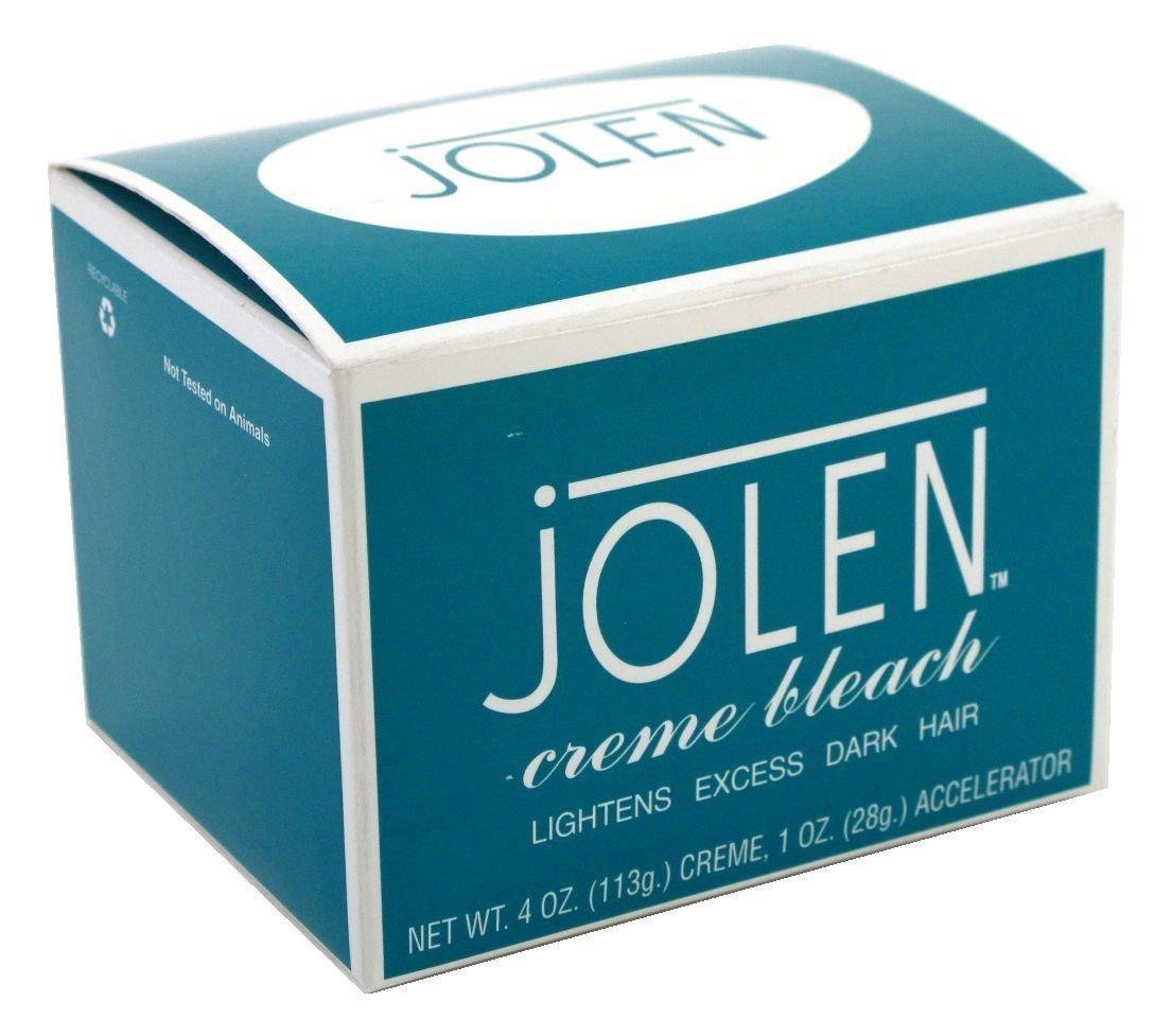 Jolen Creme Bleach Original 4 oz (Pack of 4)