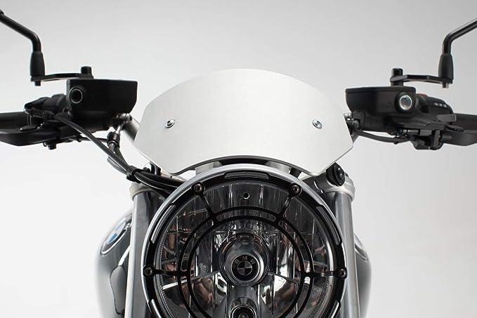 Sw Motech Windschild Silbern Für Bmw R Ninet Pure 16 Auto