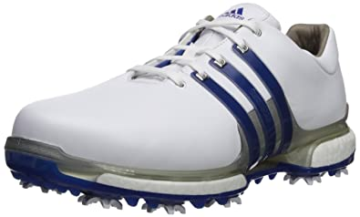 7a1e327efe14 adidas Men s TOUR360 Boost 2.0 WD Golf Shoe  Amazon.co.uk  Shoes   Bags