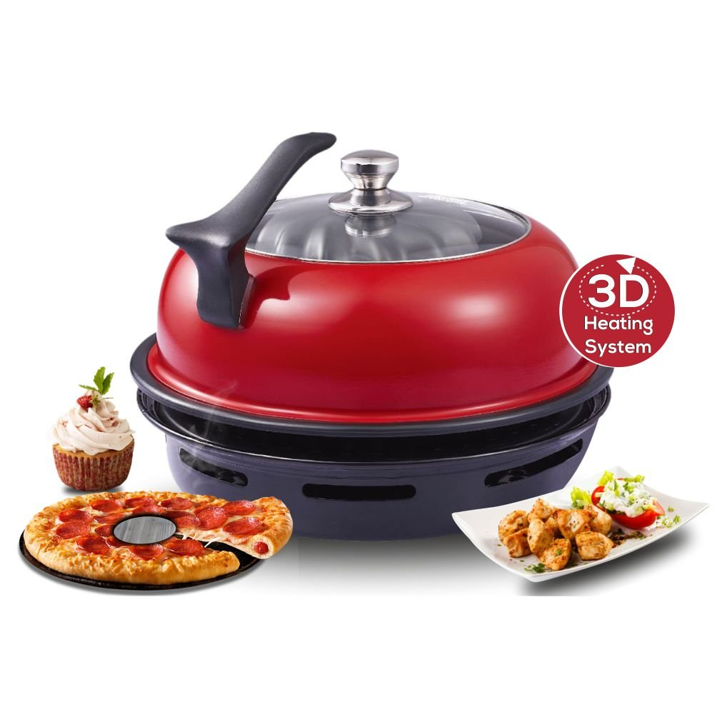 Wonderchef Gas Oven Tandoor By Master Chef Sanjeev Kapoor Easily Cook Indian Dishes with 3D Heating System by Wonderchef