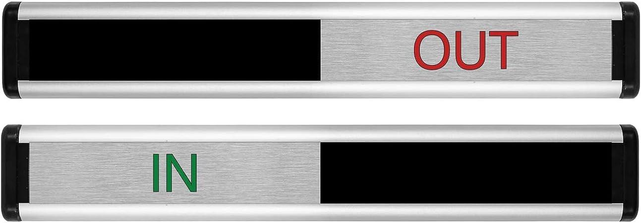 Viro Slimline In/out Señal para Puerta corredera - Edición Original, 214 x 40mm: Amazon.es: Hogar