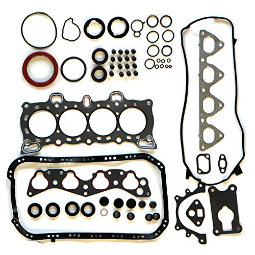 SCITOO Compatible with Head Gasket Sets, fit 1.5L 1.6L Honda Civic CRX D15B2 D15B7 D15B8 D16A6 1988 ¨C 1995 Engine Head Gaskets Automotive Replacement Gasket Sets