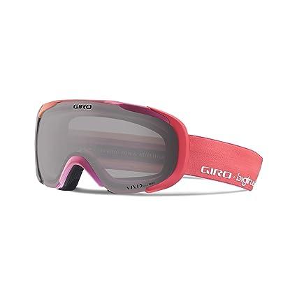 72a22beaa94 Amazon.com   Giro Field Women s Snow Goggles Big Truck - Vivid Onyx ...
