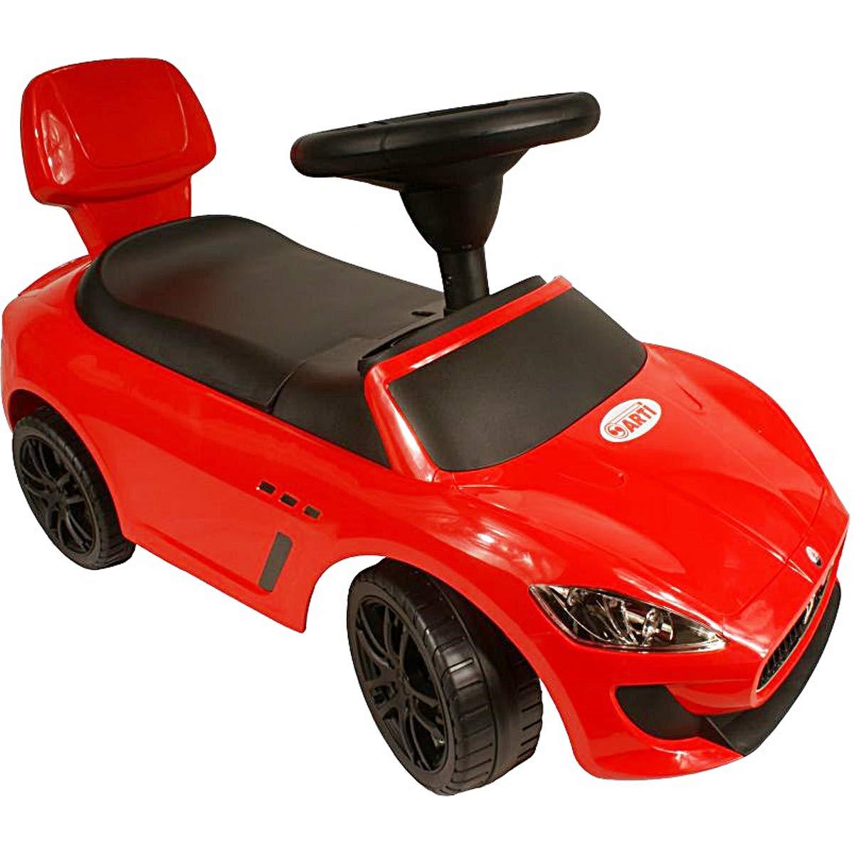 353 Rutscher Kinder Auto Kinderauto Rutschauto Aufsitz-Auto Kinderfahrzeug (Rot)