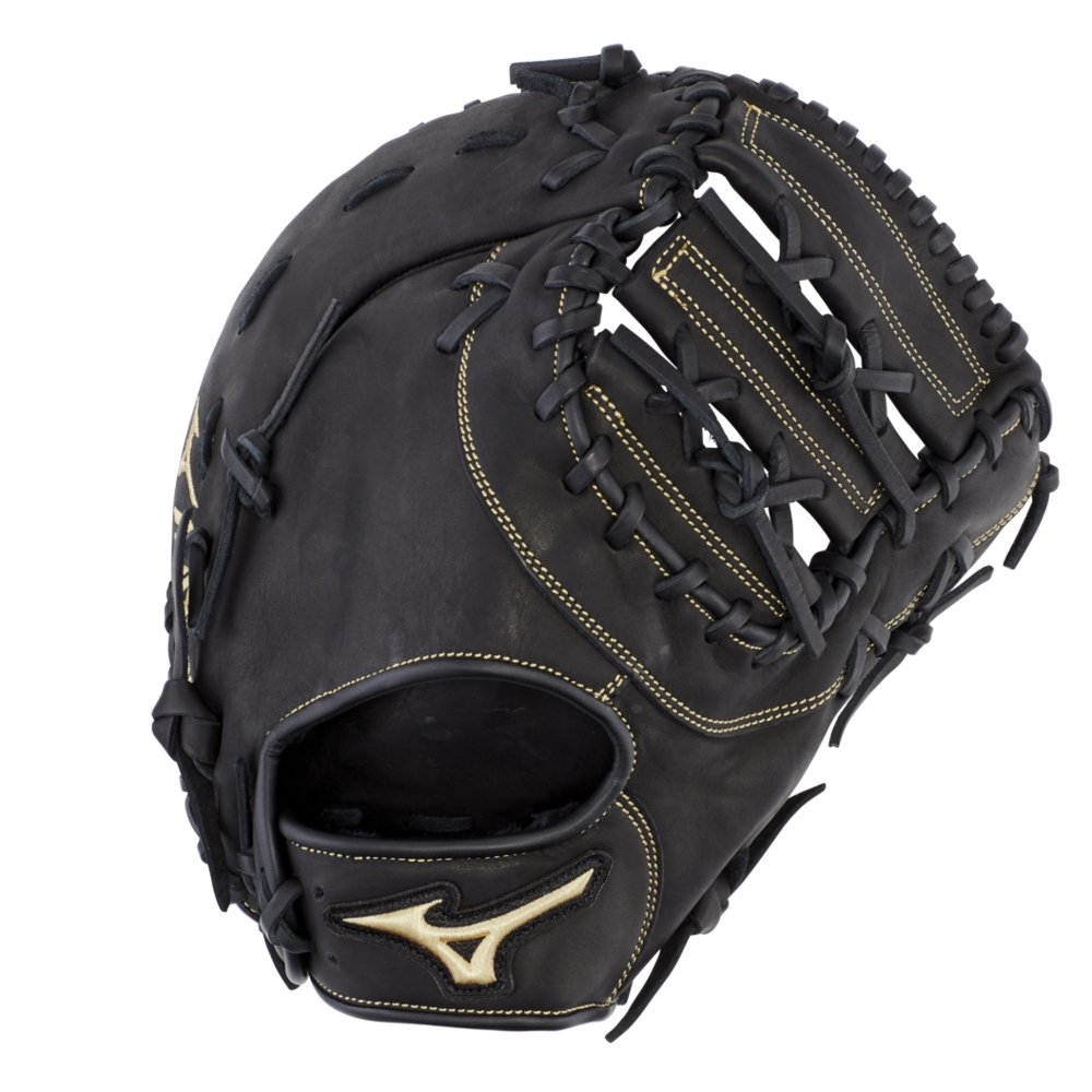 Mizuno GXF50PB3 MVP Prime Baseball First Base Mitts, 12.5'', Left Hand by Mizuno
