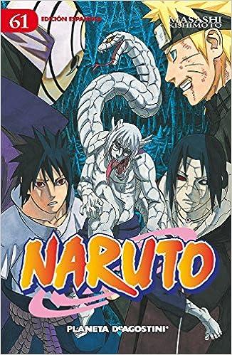 Naruto nº 61/72: 149 (Manga Shonen): Amazon.es: Masashi ...