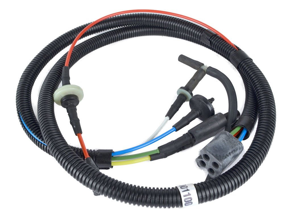 61HdQ2geg4L._SL1024_ amazon com jeep np231 transfer case vacuum switch wiring harness case wiring harness at gsmx.co