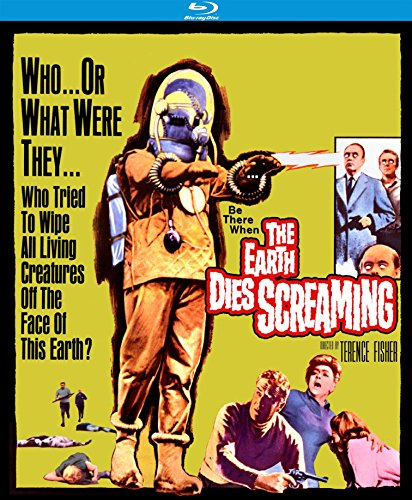 The Earth Dies Screaming (1964) [Blu-ray]