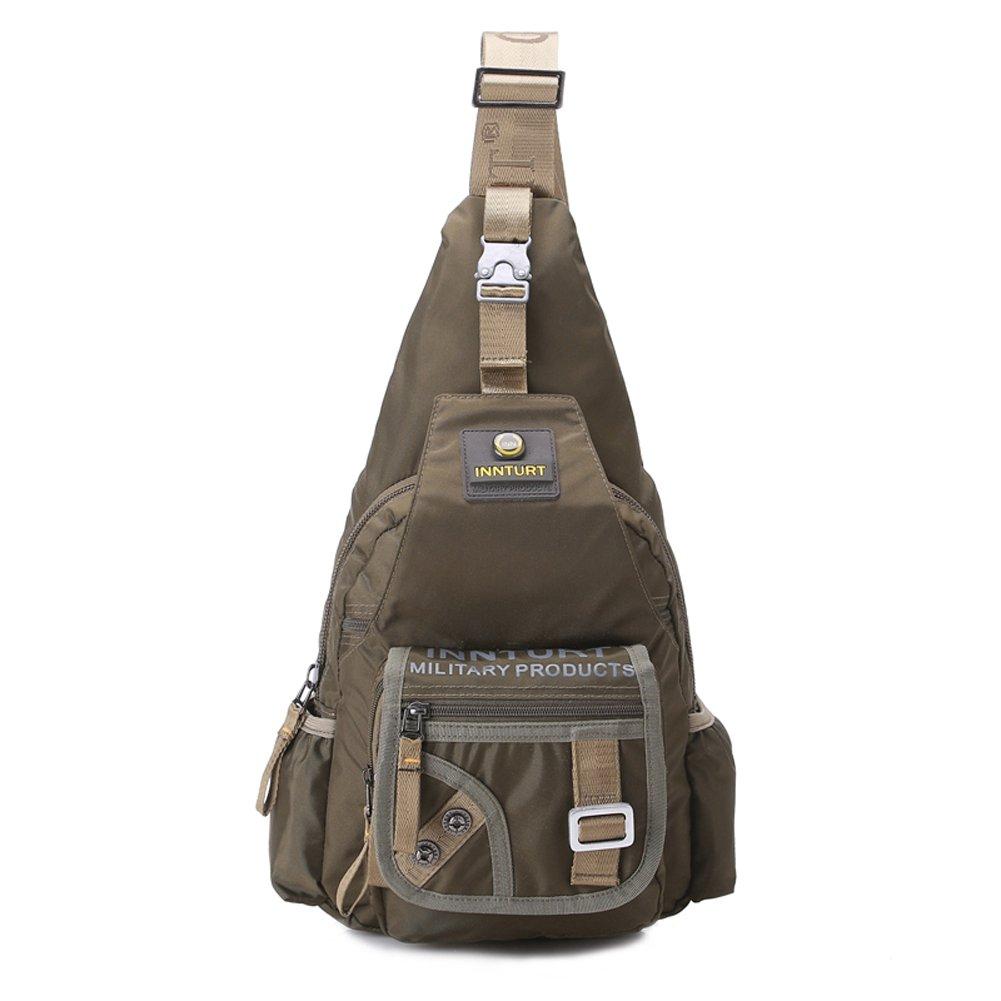 e1885dd78 Outdoor Peak Unisex bolsillo en el pecho Hombre Bolsa riñonera Mujer Sport,  army grün: Amazon.es: Deportes y aire libre