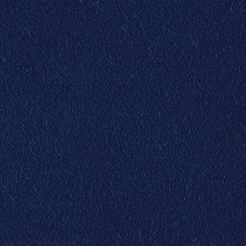 Riley Blake Melton Wool Blend Navy Fabric By The (Wholesale Wool Fabric)