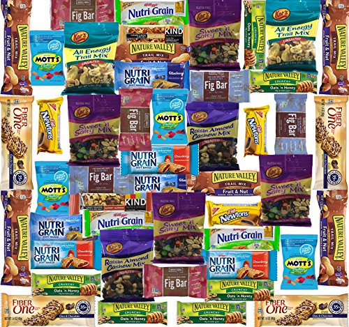 Healthier Snack Bundle Package Count product image