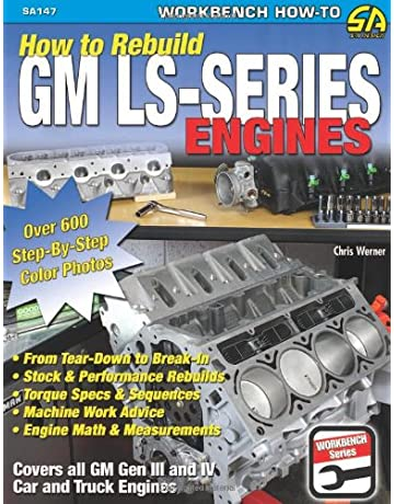 books about how car engines work