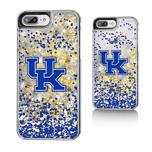 Kentucky Wildcats Gold Glitter iPhone 7+ Case (Wildcats Glitter)