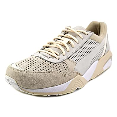 4d86c6a9804 Puma X Stamp'd R698 Desert Storm Men US 9.5 Ivory Sneakers: Amazon ...