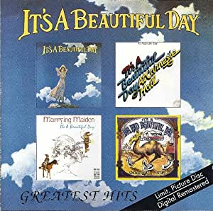It's a Beautiful Day-greatest Hits