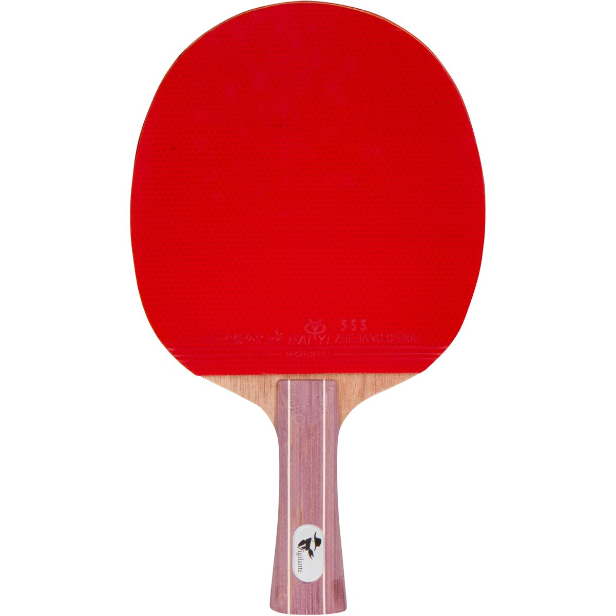 Vigilante ULFBERHT Table Tennis Paddle + Case 2015 ELITE Series