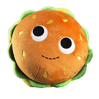 Kidrobot Yummy World Bunford Burger Medium Plush Standard: Toys & Games