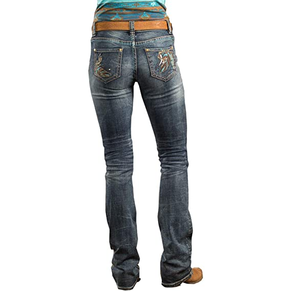 Amazon.com: Rock and Roll W1-8714 - Pantalones vaqueros para ...