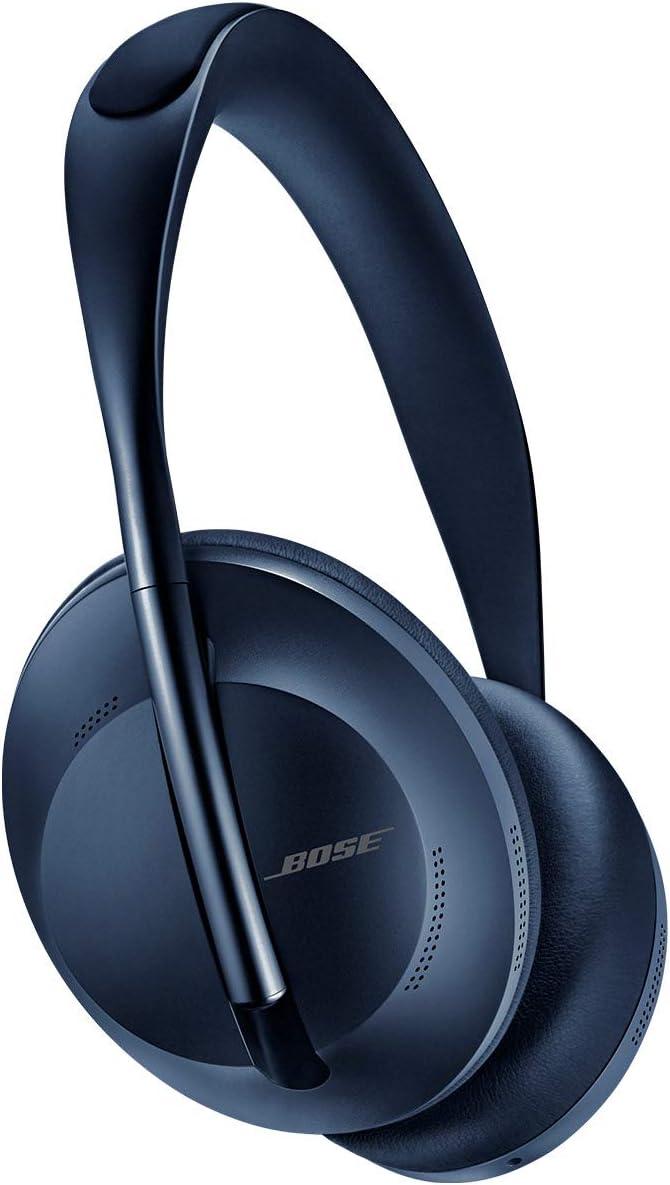Auriculares inalámbricos Bluetooth Bose Noise Cancelling Headphones 700, con control por voz de Alexa, Azul