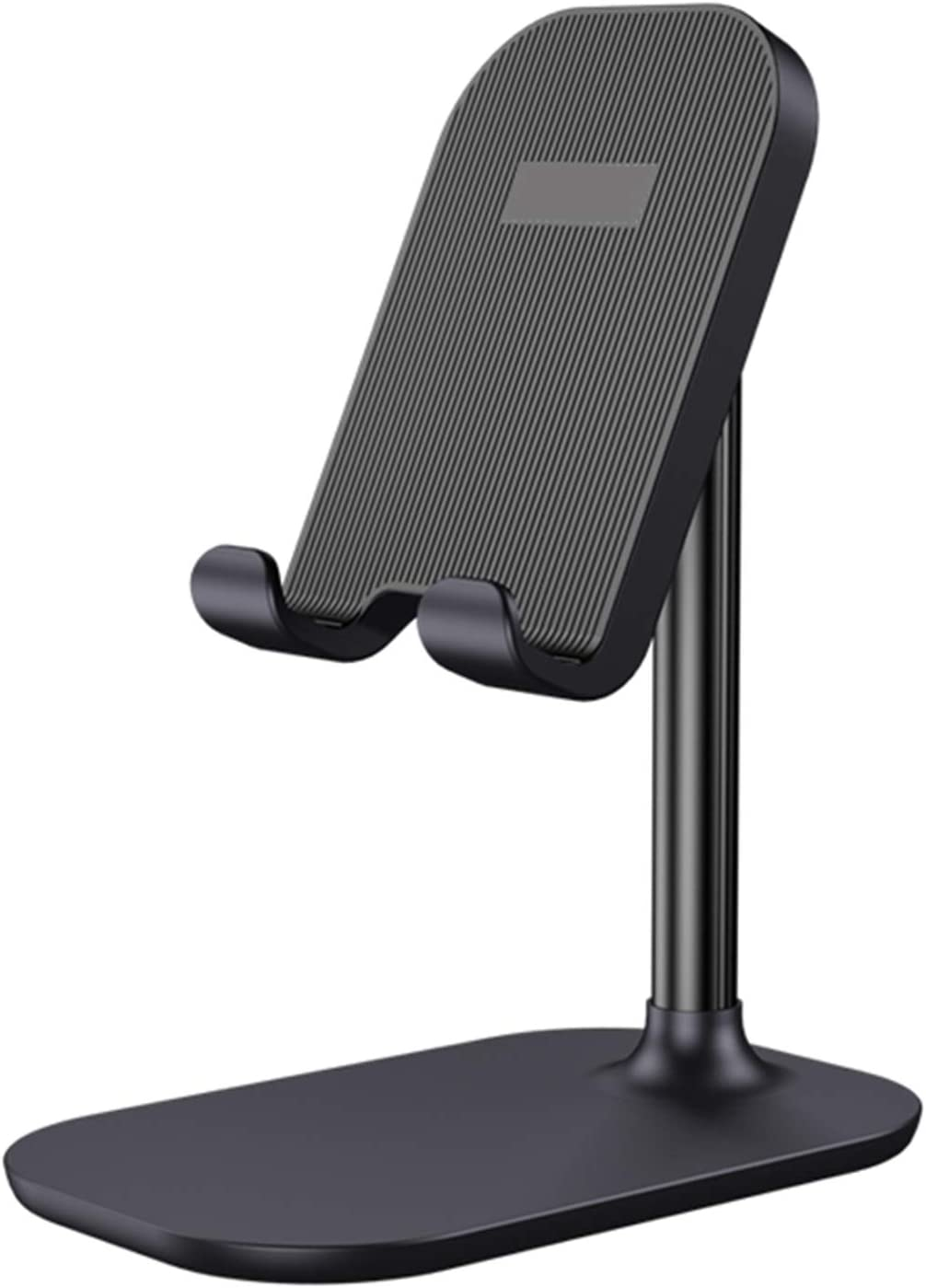 xieming Cell Phone Stand 5-45 Degree Tilt Adjustable Portable Desktop Cell Phone Holder Stand Compatible with iPhone Galaxy Smartphone Tablet Desk Stand