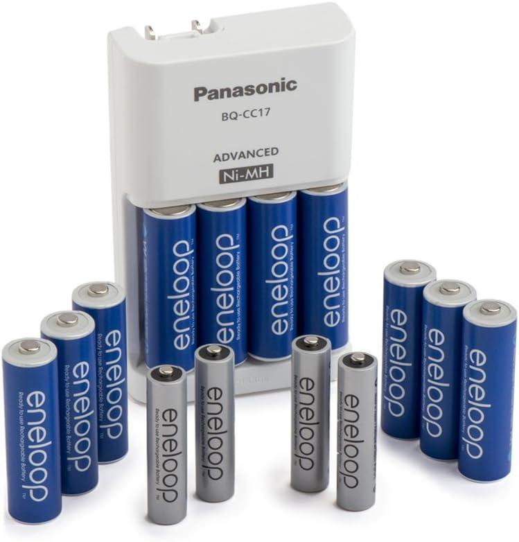 Panasonic eneloop Power Pack Alcalino 1.5V batería no-Recargable: Amazon.es: Electrónica