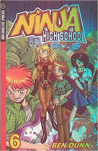 Ninja High School Pocket Manga #6: No. 6: Amazon.es: Ben ...