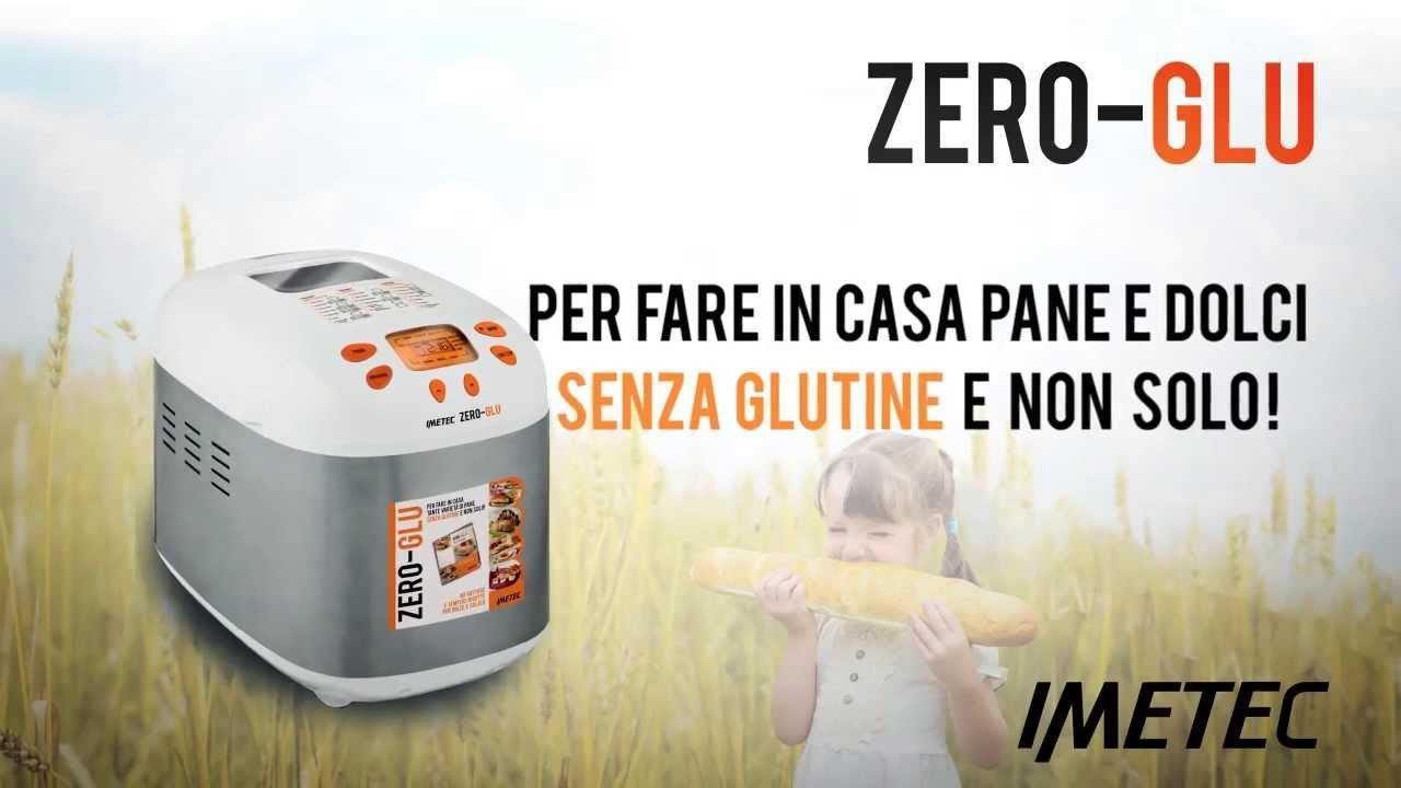 Imetec ime7815 Zero-Glu máquina del PAN sin glutine ...