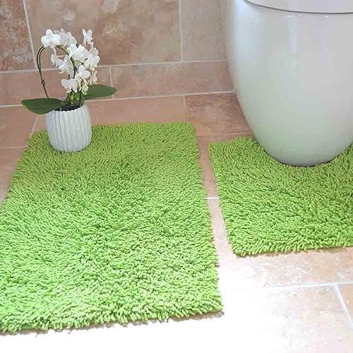 Bath Mat And Pedestal Set Next