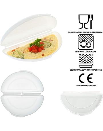 Recipiente Cuece Huevos Microondas | Alternativa al Sarten para ...