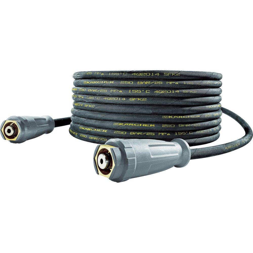ケルヒャー 高圧ホース EASYLock 10m ID8 UNTITWIST 61100350 掃除機用オプションパーツ B01NBQONYD