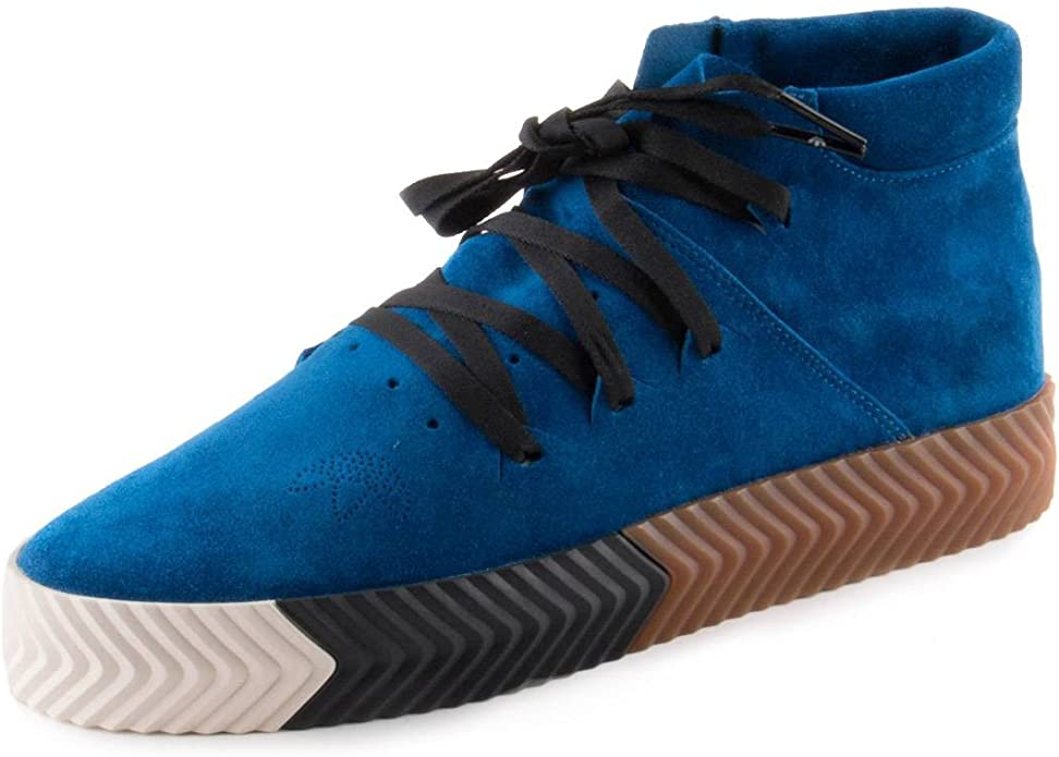 Adidas Mens Aw Skate Mid Lace Up Sneakers Casual Sneakers,   Amazon