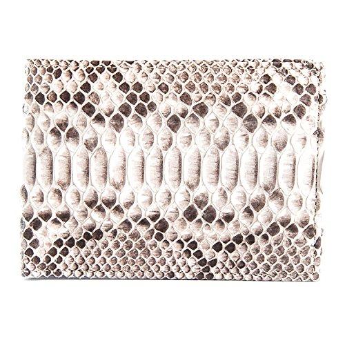 Marco - Passione Bags - Portafoglio da uomo in vero pitone certificato CITES con portadocumenti - Animalier Made in Italy Comprar Barato Ebay JqPMR73L