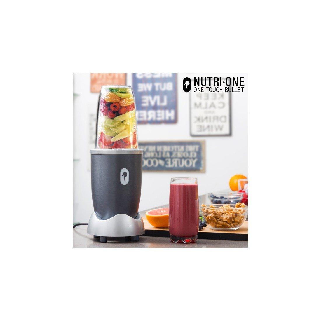 Appetitissime Nutri One - Batidora de vaso con accesorios, 600 W IGS