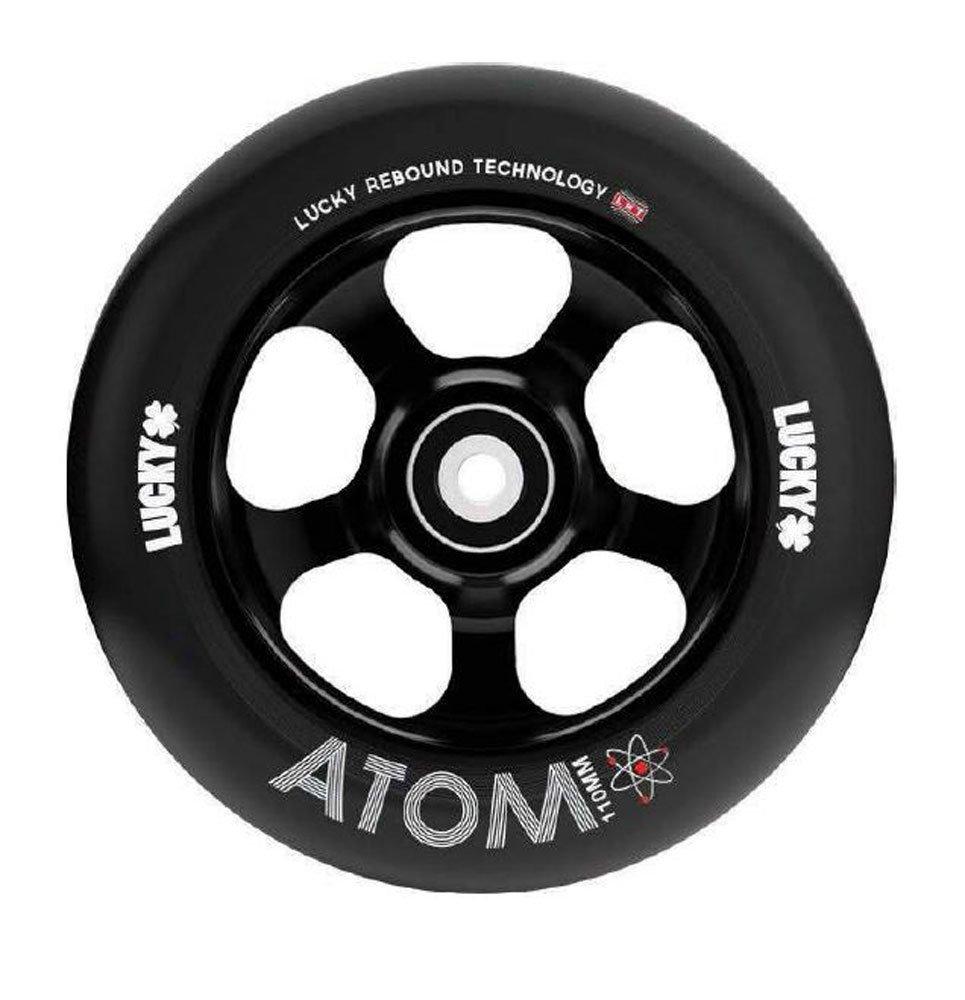 Rueda Completa Patinete Lucky Atom (110mm - Azul): Amazon.es ...