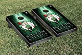 Boston Celtics NBA Basketball Regulation Cornhole Game Set Museum Version