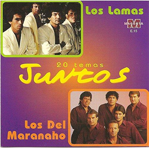 Los Lamas - Los Del Maranaho - 20 Temas juntos