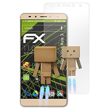 atFoliX Protección de Pantalla para Infinix Note 3 Lámina