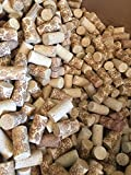 Premium Recycled Corks, Natural Wine Corks From Around the Us - 1000 Count